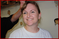 Laura heads up the Ladies Program at BTSDsd and runs the Women's Self Defense curriculum